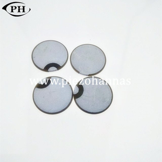 PZT material piezo ceramic disc crystal for milk analysis