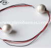 high temperature piezoceramic sphere pickup piezo transducer datesheet