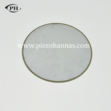 high intensity 20mmx 2mm piezo disc mounting for amplifier
