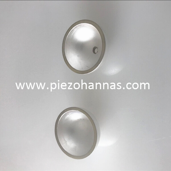 best piezo ceramic hemispheres for sonar transducer