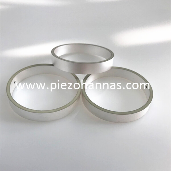 pzt5 piezoceramic tube transducer for underwater communications