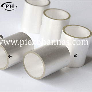 steatite customized piezo tube assembly for analytical energy