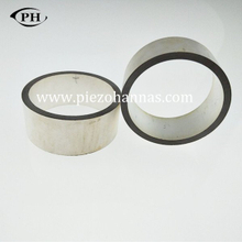 buy 50*16*5mm pzt material piezoelectric rings for ultrasonic cleaning