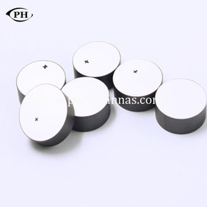 5x0.4mm piezo ceramic discs wire leads for matter dispersion