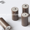 high power piezo ceramic cylinder piezoelectric components for car parking sensors