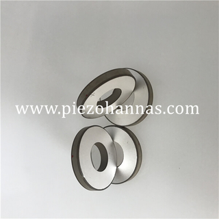 Pzt8 Piezoceramic Ring Componnets for Ultrasonic Welding