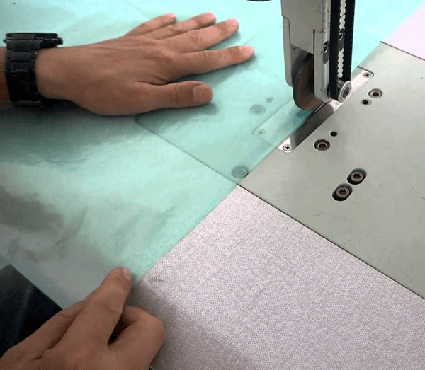 inexpensive piezoelectric ring crystal for ultrasonic textile welding