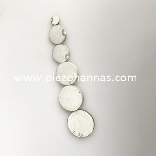piezoceramic materials piezos discs sensor datasheet for beauty equipment