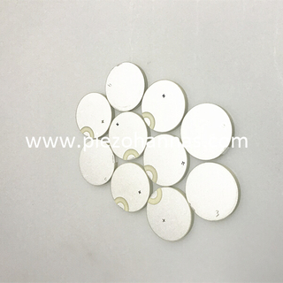 1Mhz PZT material piezos discs transducer for beauty device
