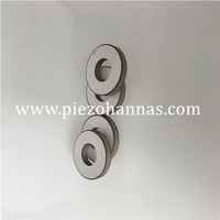 Small Pzt4 Piezoelectric Ceramics Ring for Inkjet Printer Head