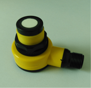 Compact Non Contact Ultrasonic Level Sensor for Detecting Water Level