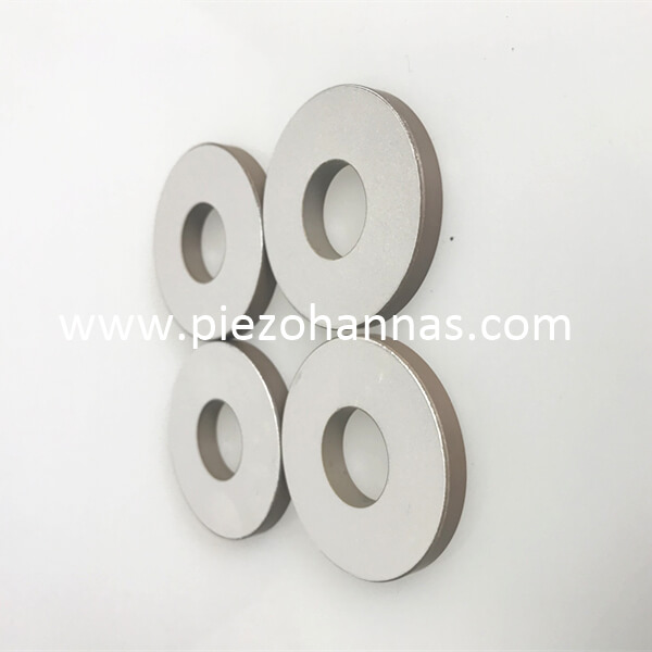 40Khz piezoceramic rings for ultrasonic welding