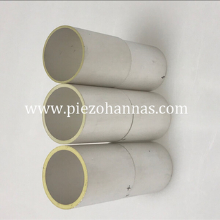 piezo cylinder tube piezoceramic transducer for underwater acoustic