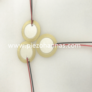 Cheap Nickel Material Piezo Element Piezo Diaphragm