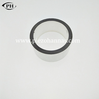 40mmx15mmx5mm customized crystal piezo ring pzt 5