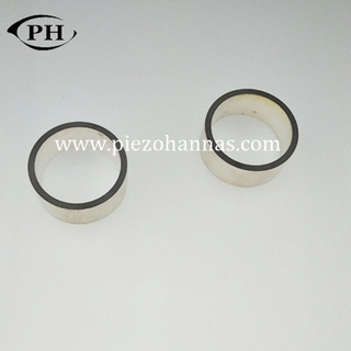 36mmx15mmx5mm high pitch piezo ring pzt 8 for ignition