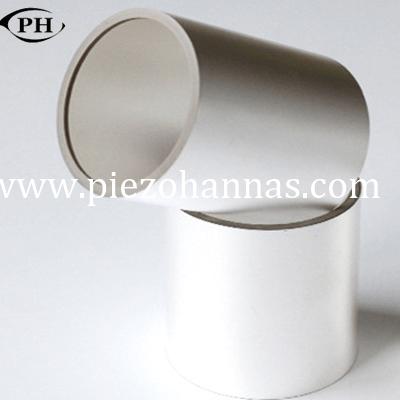 Piezoelectric Ceramic Sensors Tube Ultrasonic Transducer Equivalent