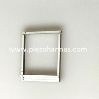 Cost of Piezoelectric Plate Piezoceramic Transducers for SAW Type Transducers