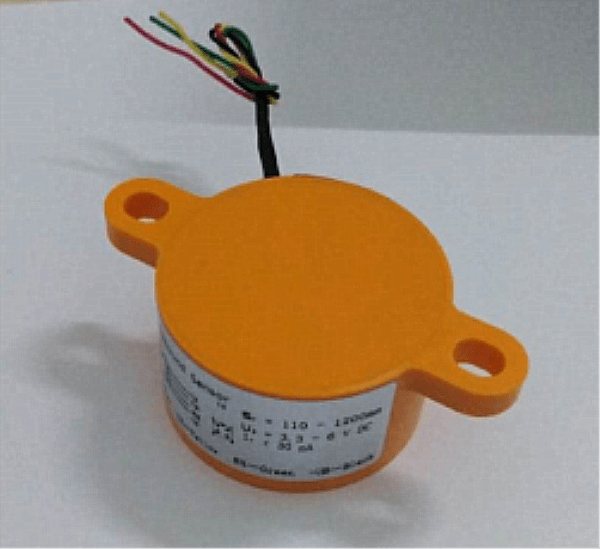 Accurate Non Contact Ultrasonic Liquid Level Sensor