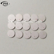 50mmx4mm soldering piezo discs with P4 materials for guitar pickup