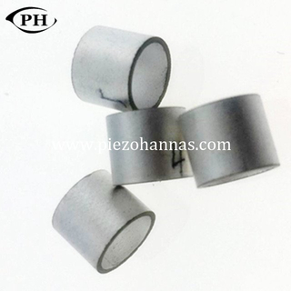 capacitive tube piezo ceramic fabrication crystal for ocean project