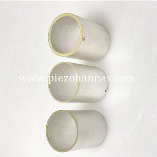 40khz PZT material piezo tube datasheet for hydrophone