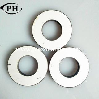 low cost pzt ceramic ring transducer for cleaning machine