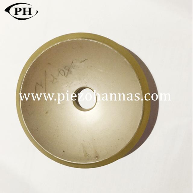 quartz electrical hifu piezoelectric sensor working for