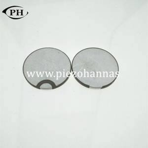 1Mhz piezo disc with P4 material for beauty device