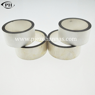 32mmx10mmx5mm Pzt 5 Piezo Ceramic Ring for Ultarsonic Devices