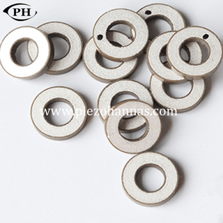buy 50*16*5mm piezo rings level sensor working for ultrasonic cleaning