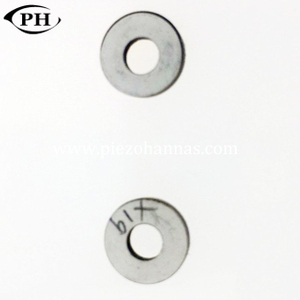 P43-35*16*5mm ring piezo bimorph actuator for ultrasonic cleaner