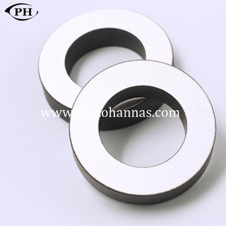 P43-35*16*4mm ring piezo bimorph actuator for igniter