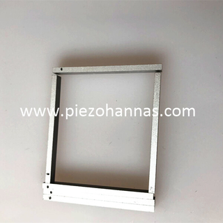 low cost piezoelectric plate sensor for vibration sensor