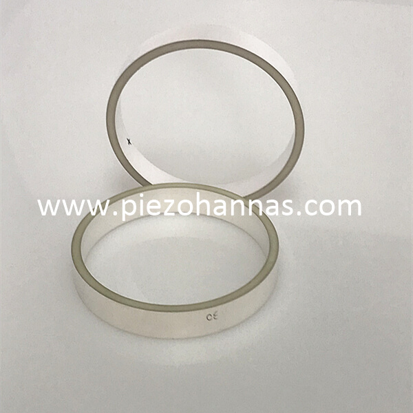 cheap pzt-5a piezo tube stack for hydrophone