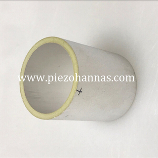 pzt8 piezoelectric ceramic cylinder transducer for underwater acoustic