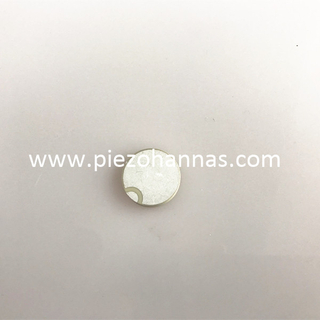 Customize 1MHz Piezo Disk Crystal for Ultrasonic Medical Machine