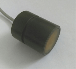110KHz underwater ultrasonic transducer for ultrasonic flowmeter