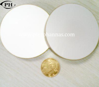 best price 32mmx6.2mm piezo disc circuit for guitar pickup