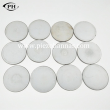 38mmx6.2mm piezo transducer sound discs for medical liquid atomizing