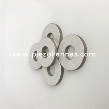piezoelectric material piezo rings piezoelectric components for ultrasonic welding