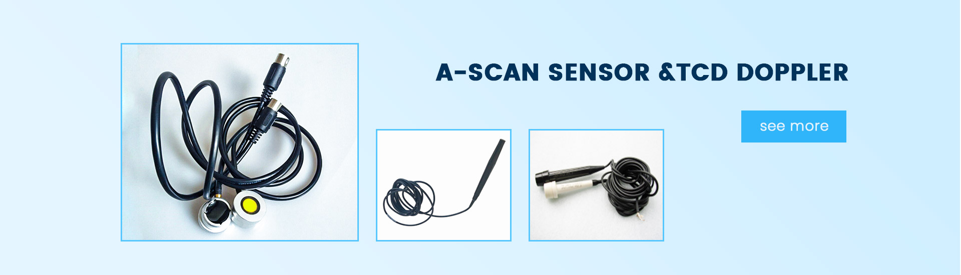 A-scan sensor&TCD Doppler