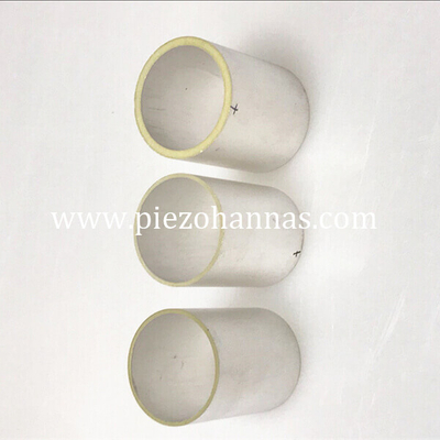 pzt8 piezo cylinder tube for hydroacoustic transducers