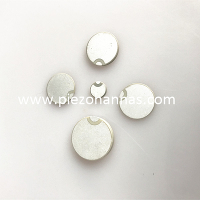 Pzt Ceramic Disc Piezoceramic Disk for Medical Equipment