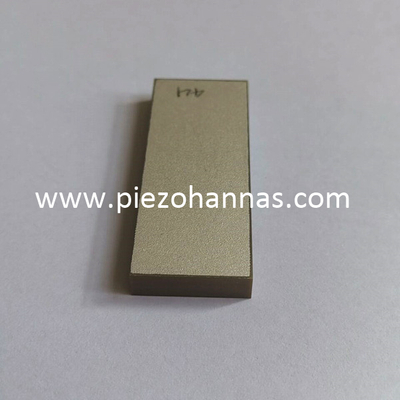 Stock Piezoelectric Piezoceramic Wafer Plate for Sale