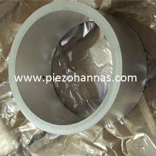 High Sensitivity Soft Material Piezoelectric Cylinder Pzt Piezo Crystals