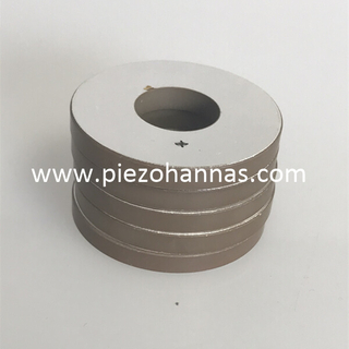 High Sensitive Piezo Ceramic Ring for Vibration Transducer