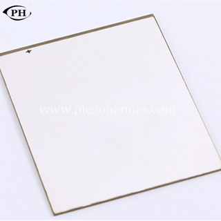 PZT4D Ultrasonic Transducer Piezoceramic Plate for Power Transducers