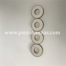 Ultrasonic Piezoelectric Element Piezo Ceramic Transducer Ring for Ultrasonic Plastic Bonding