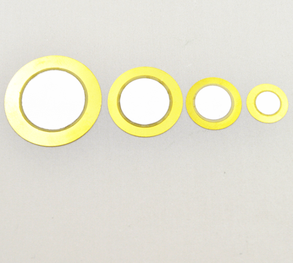 High Power Diaphragm Piezo Element for Watch